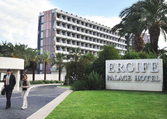 Hotel Ergife Palace Roma